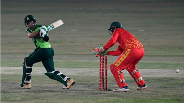 پاکستان، زمبابوے، کرکٹ