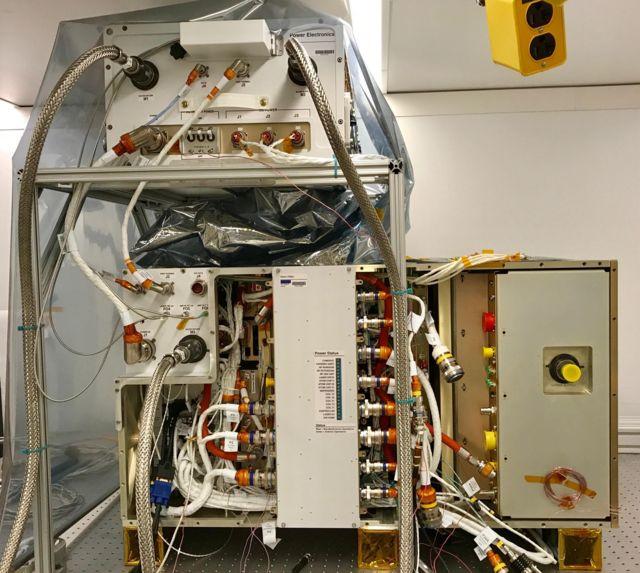 Cold Atom Lab, NASA