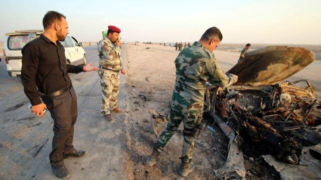 Irak, Nasiriyah