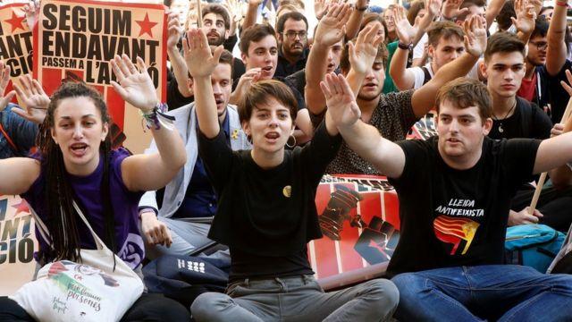 Ndị na-eme Catalan na-eme ngaghariwe