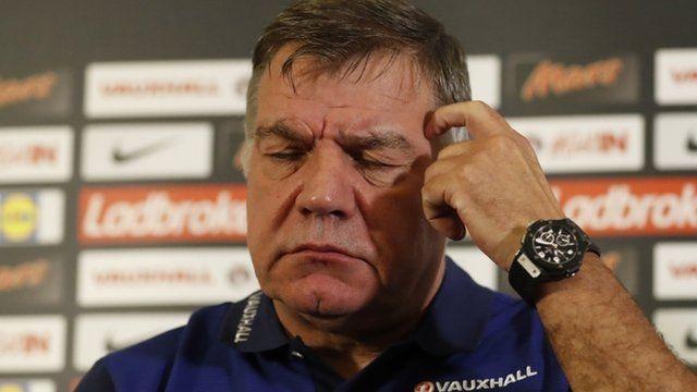 Allardyce llebaba 67 días al frente de la selección.