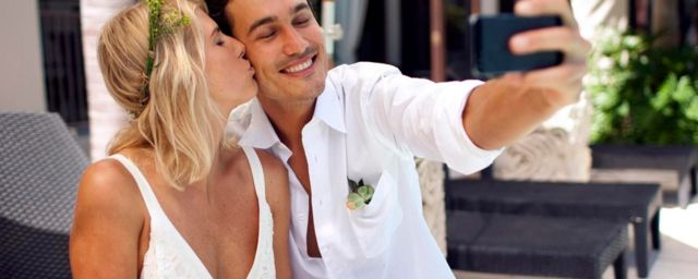 pernikahan, instagram, swafoto, media sosial