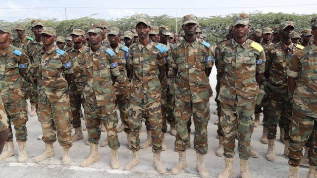Militariga Soomaaliya