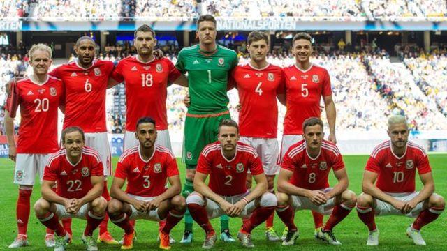 Gales vs. Suecia