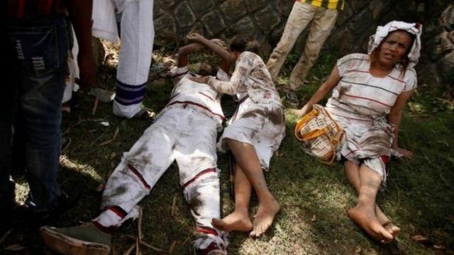 इथियोपिया में भगदड़, कई लोगों की मौत