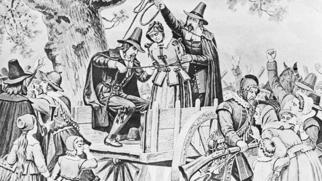 Salem cadı avı