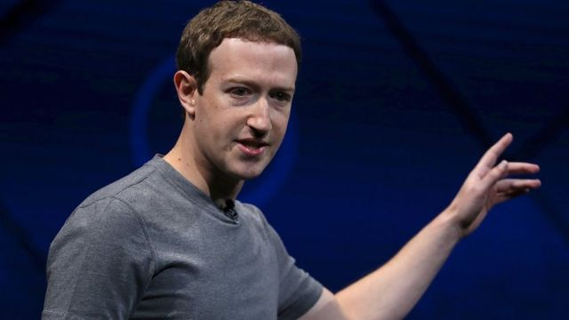Di oga wey find Facebook-Mark Zuckerberg say dis new feature na to encourage good social interaction.