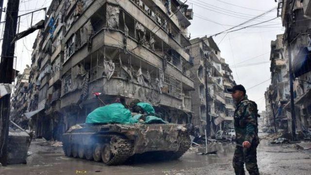सीरिया का अलेप्पो
