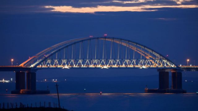 Kerç Boğazı Köprüsü