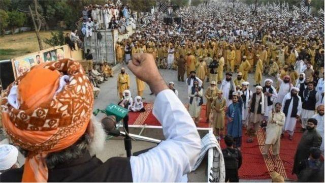 مولانا فضل الرحمان کا آزادی مارچ
