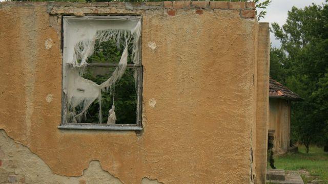 Material de construção de prédios-dormitórios foi reutilizado após fim da 2ª Guerra