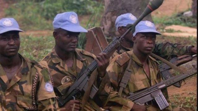 Dakarun Nigeria a fagen daga