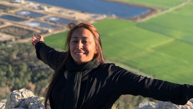 A coordenadora de moda Marlene Fernandes Azevedo já foi duas vezes a Israel