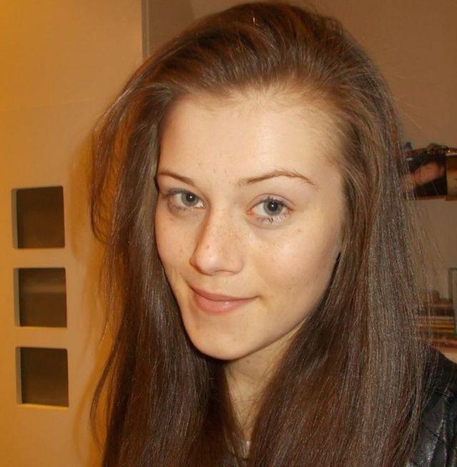 Courtney Lee Deakin se dio cuenta que sufría ansiedad en la universidad.