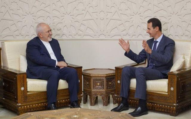 İran Dışişleri Bakanı Muhammed Cevad Zarif,