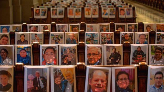 víctimas de covid 19 en Lima