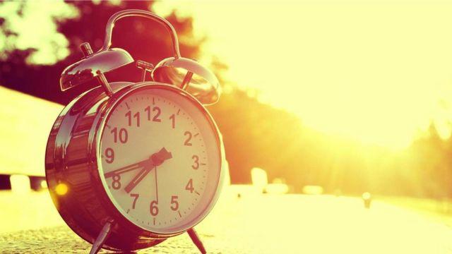 ساعة تنبيه