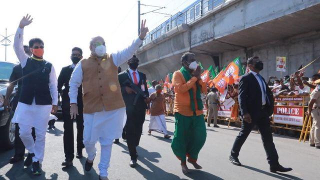admk bjp amit shah tamil nadu politics