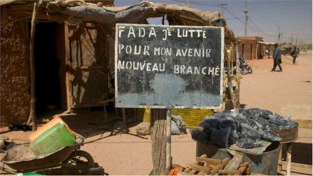 Au Niger, les noms des fadas évoquent les espoirs et les aspirations des jeunes hommes