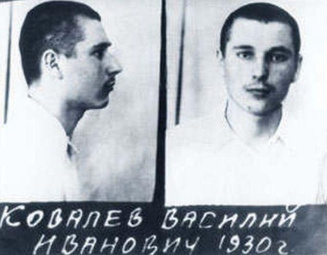 của cảnh sát Liên Xô
