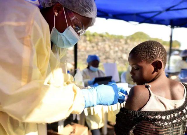องค์การอนามัยโลกทดสอบยารักษาอีโบลาในประเทศดีอาร์คองโก