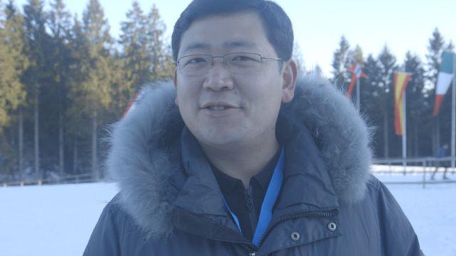 조선장애자보호련맹 중앙위원회 대외사업부 장국현 부원
