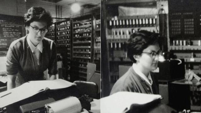 Programming in the early days of the computer age