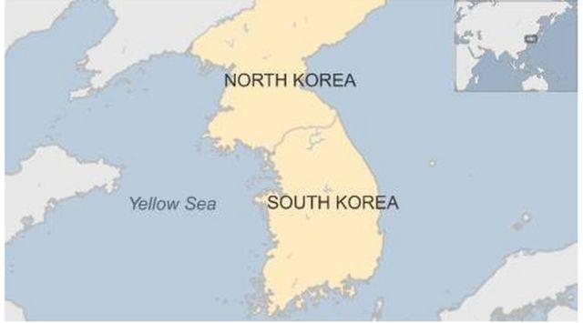 South Korea 'fires shots at North Korean boat'