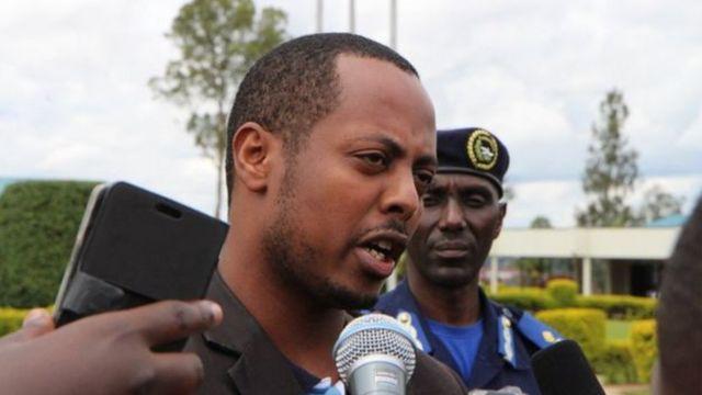 Umuhanzi Kizito Mihigo yatawe muri yombi mu mpera y'umwaka wa 2014
