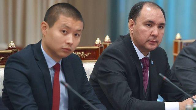 Тилек Токтогазиев үч ай чамасында министрликте иштеди
