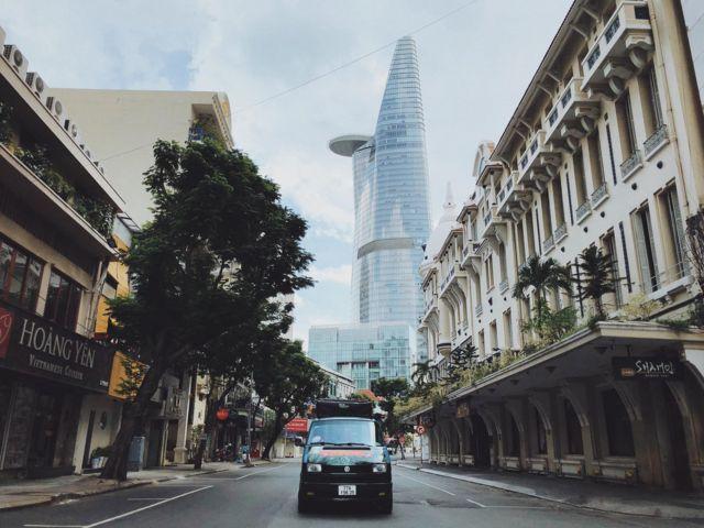 Sài Gòn, Việt Nam, Covid