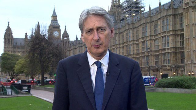 Philip Hammond MP