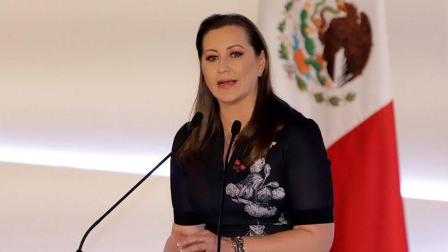 Martha Érika Alonso, gobernadora de Puebla