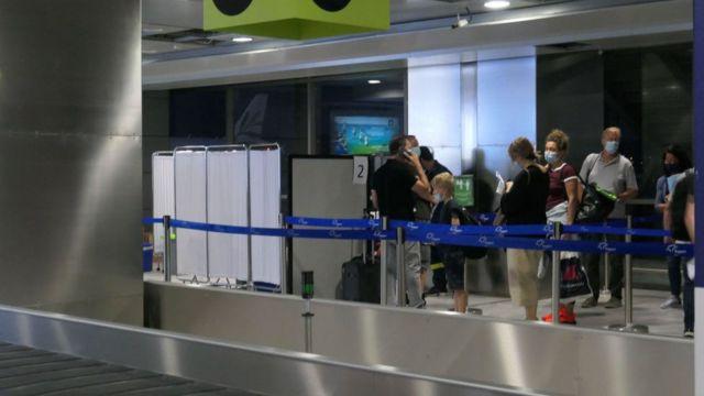 Yunanistan havalimanı