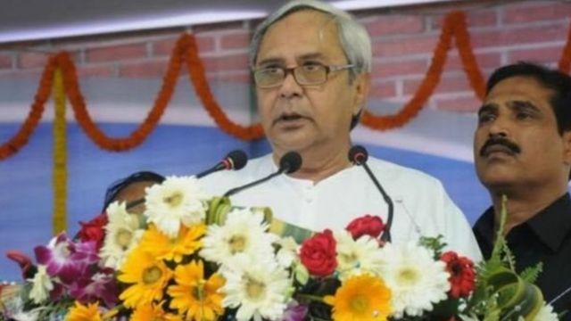 ओडिशा के मुख्यमंत्री नवीन पटनायक.