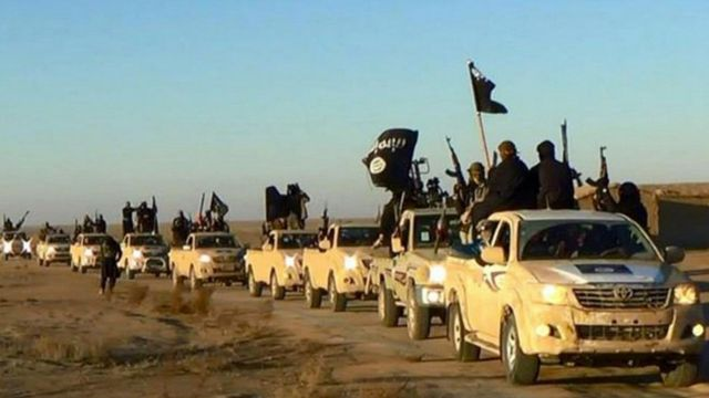 Islamic State committed genocide, says US