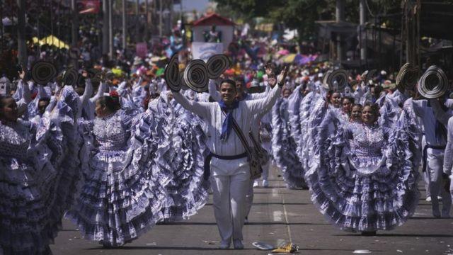 Harper waxay kasoo jeedaa deegaanka Barranquilla ee Colombia