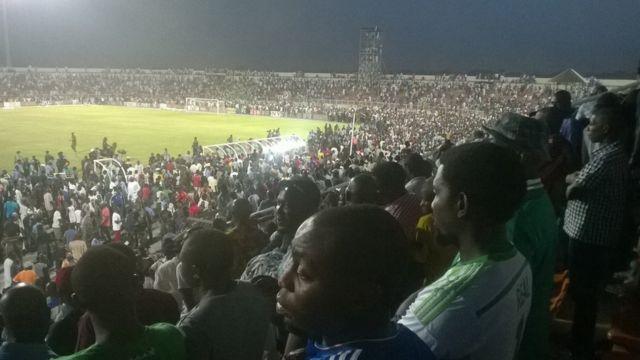 Nigeria da Masar