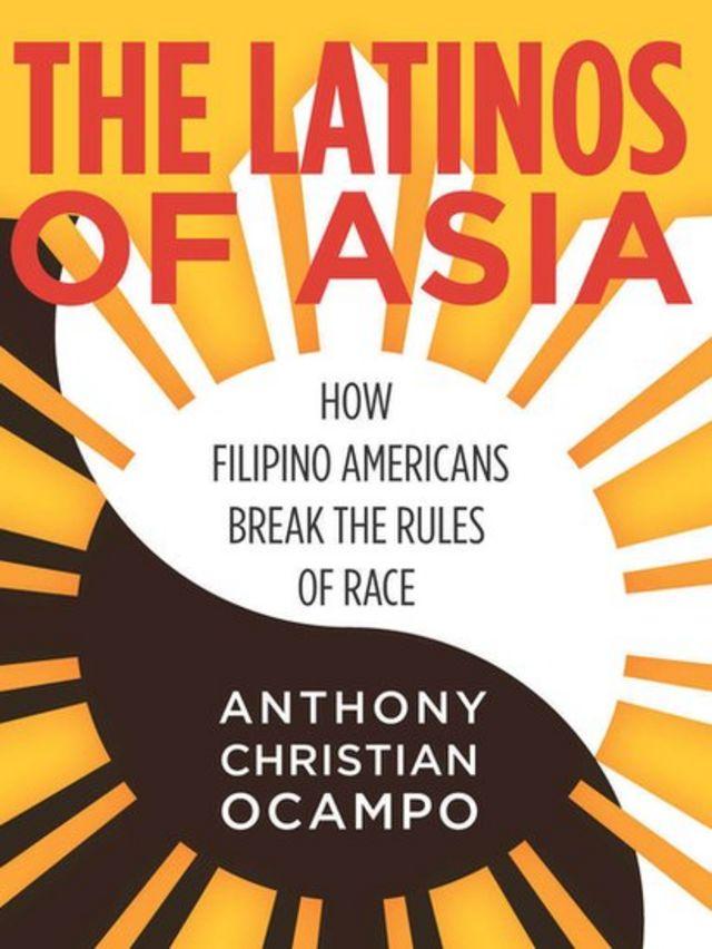 """Portada del libro """"Los latinos de Asia"""""""