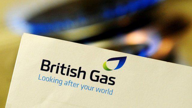 British Gas bill.