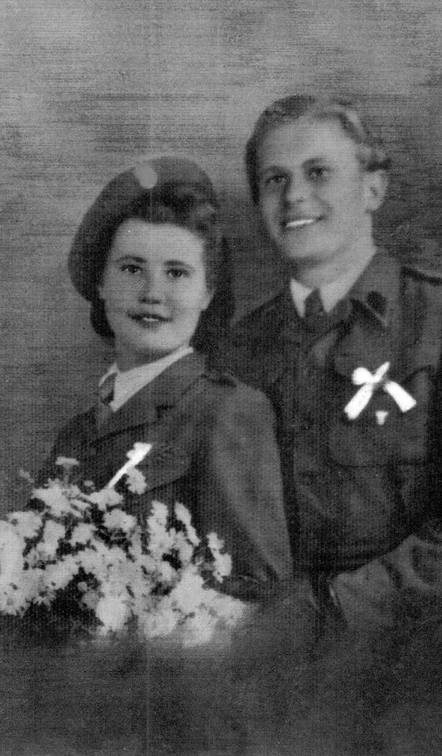 Kristina 1945'te Stanley Slovikovski ile evlendi.
