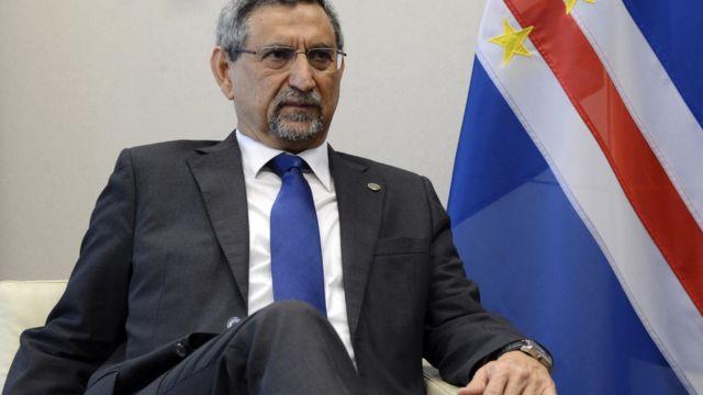 Jorge Carlos Fonseca, 66 ans, avait été élu au second tour en août 2011 avec plus de 54% des voix.