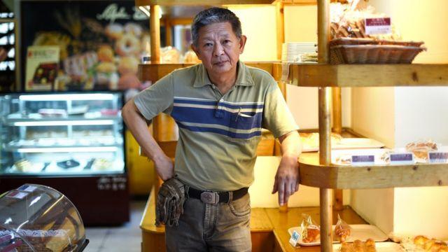 Panadería en China