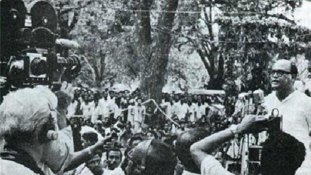 মুজিবনগর সরকারের শপথ গ্রহণ অনুষ্ঠান