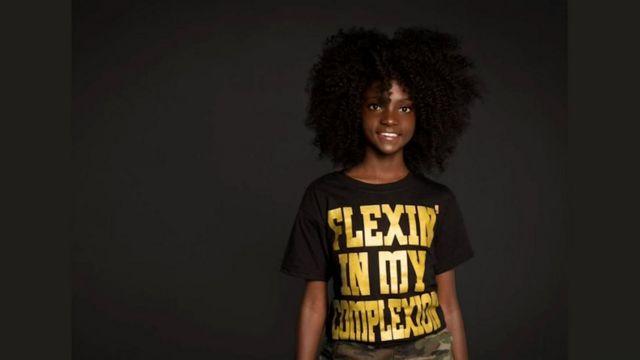 12 साल की लड़की ने टी-शर्ट बेचकर कमाए दो लाख डॉलर