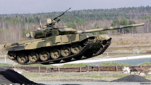 T-90 ਟੈਂਕ