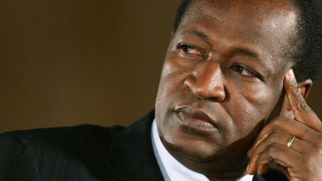 Abasirikare bashigikiye uwahoze ari umukuru w'igihugu yabogojwe, Blaise Compaore, nibo bashaka gutembagaza ubutegetsi