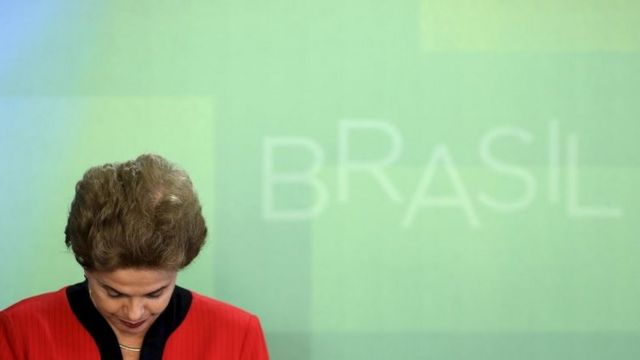 Brazil minister quits before vote on Dilma Rousseff's coalition