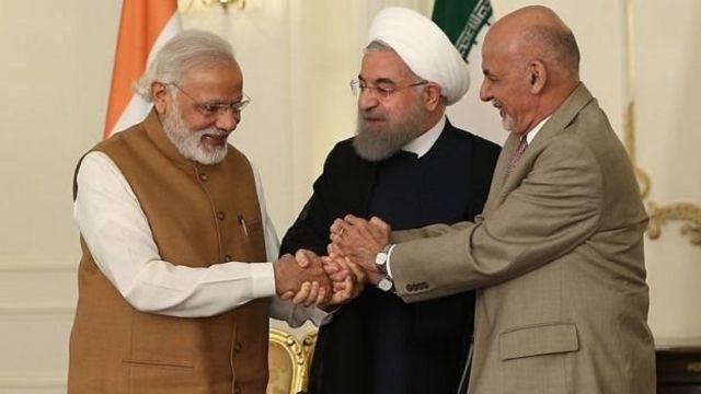 انڈیا ایران افغانستان
