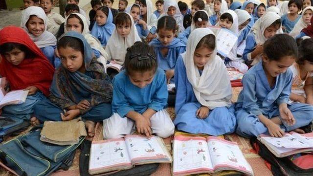 पाकिस्तान के स्कूल